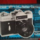 Cámara de fotos: CAMARA ZENIT E - MANUAL DE USUARIO. Lote 51669745