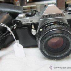 Cámara de fotos: CÁMARA PENTAX ME SUPER. NO FUNCIONA. Lote 51811193