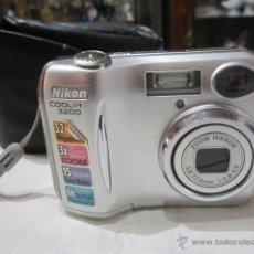 Cámara de fotos: CÁMARA NIKON COOLPIX 3.200.. Lote 51960900