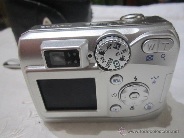 Cámara de fotos: Cámara Nikon Coolpix 3.200. - Foto 3 - 51960900