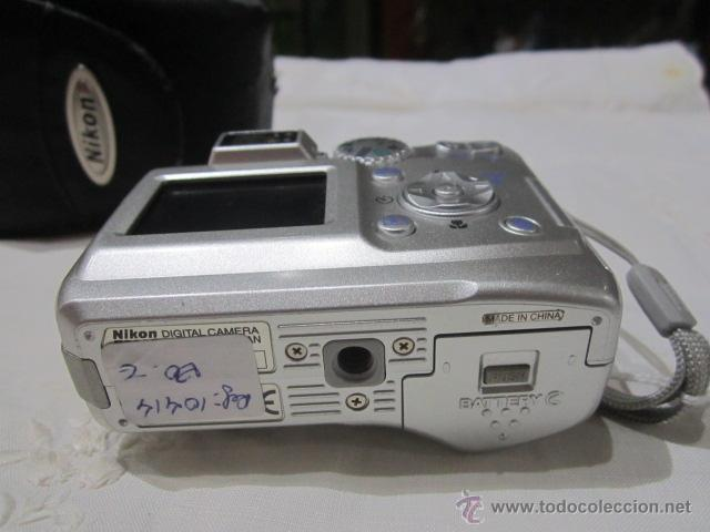 Cámara de fotos: Cámara Nikon Coolpix 3.200. - Foto 4 - 51960900