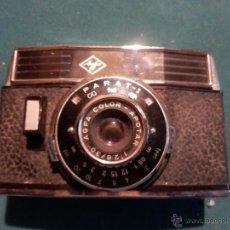 Cámara de fotos: CÁMARA DE FOTOS AGFA COLOR - APOTAR 1:2.8/30 - PARAT-I - CON FUNDA - MADE IN GERMANY - VER FOTOS. Lote 52128254