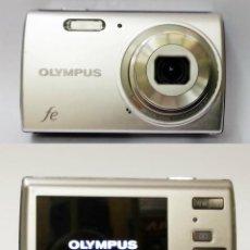 Cámara de fotos - Camara digital Olympus fe-5040 lente mal - 52287606