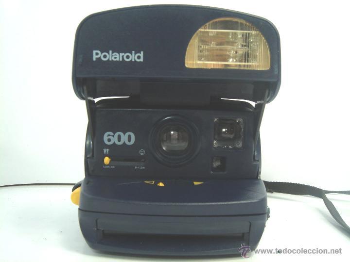 Cámara de fotos: CAMARA INSTANTANEA - POLAROID 600 ¡¡¡PROBADA Y FUNCIONANDO¡¡¡ - - Foto 2 - 52328447