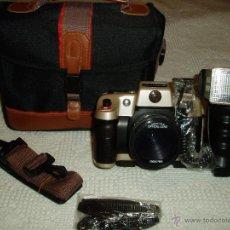 Cámara de fotos: CAMARA FOTOGRAFICA OLYMPIA NK 4040 SIN ESTRENAR CON FUNDA. Lote 52457007