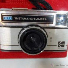 Cámara de fotos: CAMARA INSTAMATIC DE KODAK. Lote 52705096