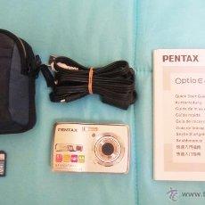 Cámara de fotos: CAMARA DE FOTOS PENTAX OPTIOE40. Lote 53109492