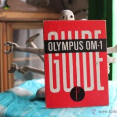 Appareil photos: GUÍA FOCAL PRESS OLYMPUS OM-1. Lote 53337602