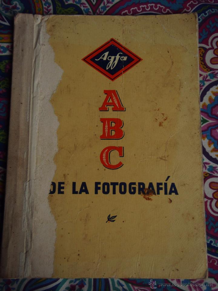 ABC DE LA FOTOGRAFÍA AGFA H.G.WANDELT (Cámaras Fotográficas - Catálogos, Manuales y Publicidad)
