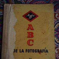 Cámara de fotos: ABC DE LA FOTOGRAFÍA AGFA H.G.WANDELT. Lote 53522148