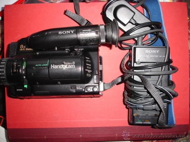 camara video sony ccd tr75e completa manuales comprar otras rh todocoleccion net manual camara de video sony hybrid manual de camara de video sony handycam dcr-sx40