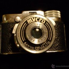 Cámara de fotos: MYCRO CAMARA ESPIA AÑOS 50. Lote 53775626