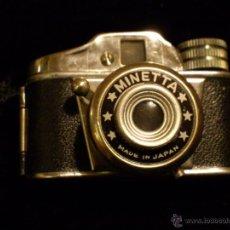 Cámara de fotos: MINNETTA CAMARA ESPIA AÑOS 50. Lote 53775629