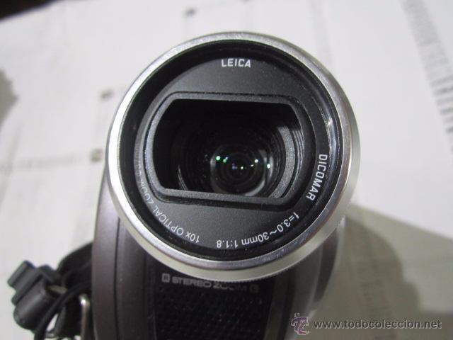 Cámara de fotos: Cámara Panasonic Leica, sin batería. - Foto 3 - 53884486