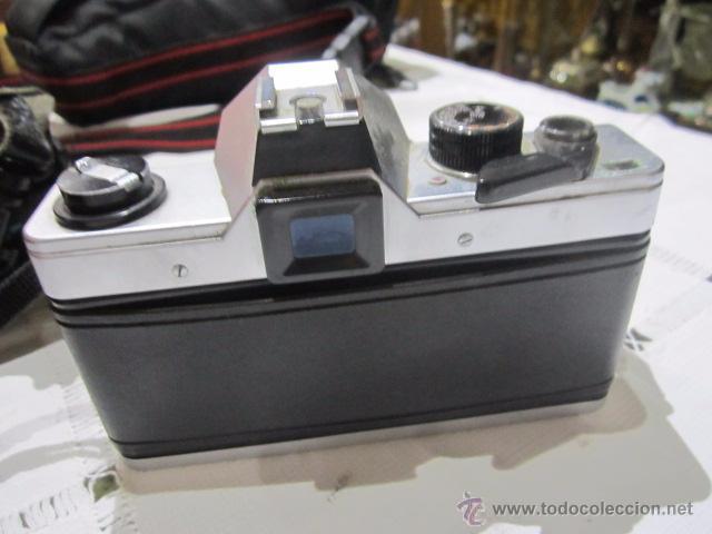Cámara de fotos: Cámara de fotos Praktica MTL 5B, con objetivo y bolsa - Foto 5 - 53884591