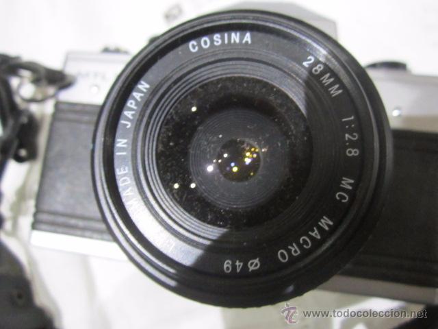 Cámara de fotos: Cámara de fotos Praktica MTL 5B, con objetivo y bolsa - Foto 6 - 53884591