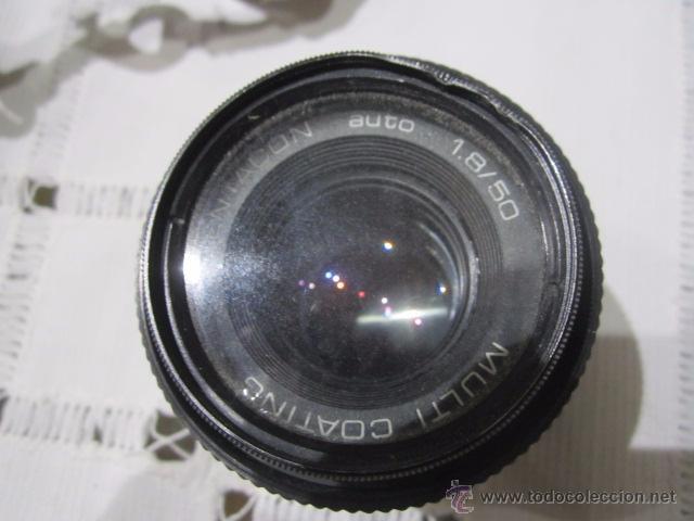 Cámara de fotos: Cámara de fotos Praktica MTL 5B, con objetivo y bolsa - Foto 7 - 53884591