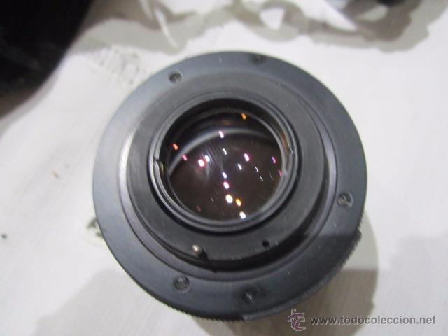 Cámara de fotos: Cámara de fotos Praktica MTL 5B, con objetivo y bolsa - Foto 9 - 53884591