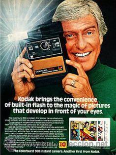 Cámara de fotos: Cámara Kodak EK 100 con flash de Osram. Años 70. Cámara vintage. - Foto 4 - 54061945