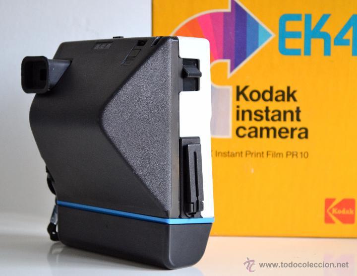 Cámara de fotos: Camara Kodak Instant EK4 En su caja original - Foto 2 - 54634840