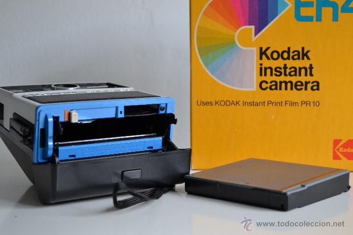 Cámara de fotos: Camara Kodak Instant EK4 En su caja original - Foto 3 - 54634840