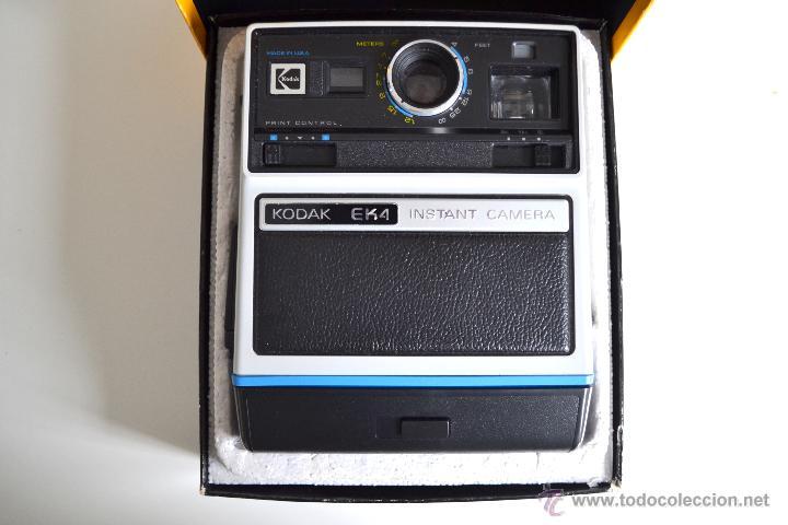 Cámara de fotos: Camara Kodak Instant EK4 En su caja original - Foto 5 - 54634840