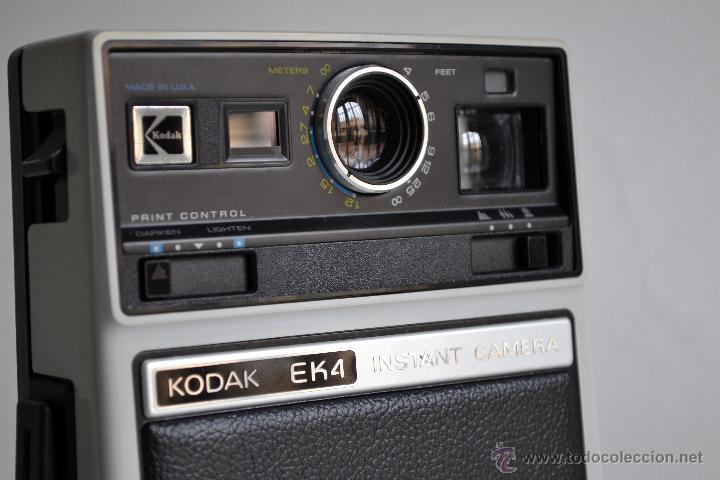 Cámara de fotos: Camara Kodak Instant EK4 En su caja original - Foto 6 - 54634840