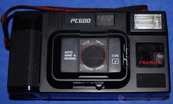 CAMARA FOTOGRAFICA PREMIER PC600 (Cámaras Fotográficas - Otras)