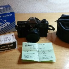 Cámara de fotos: IDEAL COLECCIONISTAS - CAMARA DE FOTOS FALCON DE 35 MM GT - 500. Lote 54829753