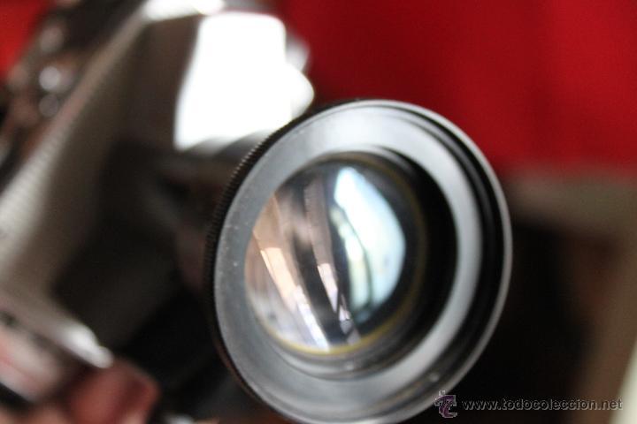 Cámara de fotos: Tomavistas Bolex Paillard (zoom Berthiot Pan Cinor1:1,9- 8-40mm) - Foto 5 - 54857665