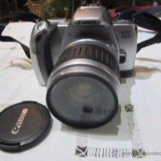 Cámara de fotos: CÁMARA DE FOTOS CANON EOS 300 CON OBJETIVO.. Lote 55023163