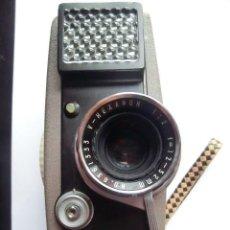 Cámara de fotos: ANTIGUA CAMARA KONICA ZOOM 8 MODEL II. Lote 55868360