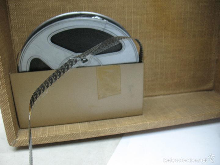 Cámara de fotos: KODAK - Antiguo proyector de cine en maletín - Foto 4 - 56116703