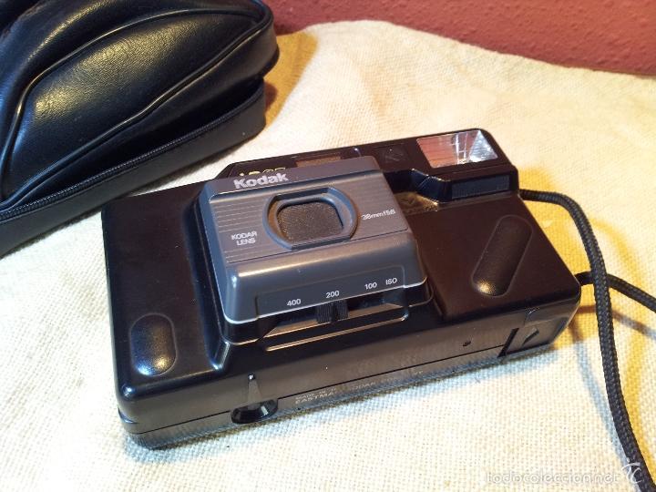 Cámara de fotos: Cámara de fotos Kodak VR35 camera - Foto 10 - 57162374