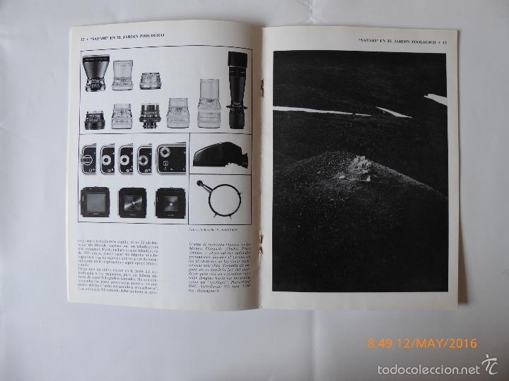 Cámara de fotos: hasselblad. folleto,en español - Foto 2 - 57218133