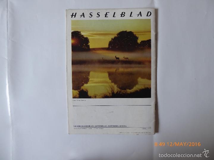 Cámara de fotos: hasselblad. folleto,en español - Foto 4 - 57218133