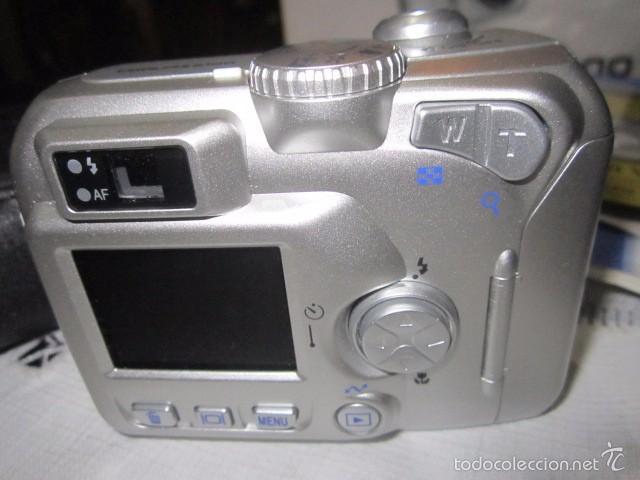 Cámara de fotos: Cámara de fotos Nikon Coolpix 2100, con caja y accesorios. - Foto 4 - 57452525