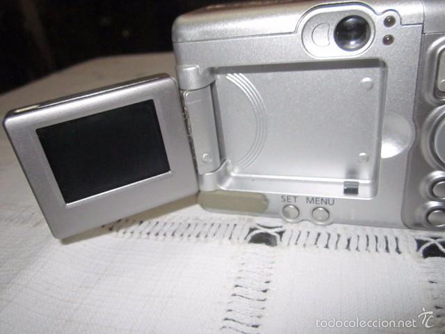 Cámara de fotos: Cámara de fotos Canon Power Shot A-80 - Foto 5 - 57452608