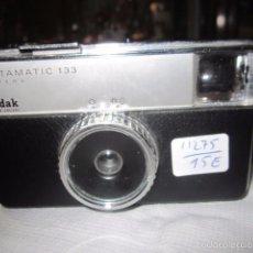 Cámara de fotos: CÁMARA DE FOTOS KODAK INSTAMATIC 133. Lote 57525476