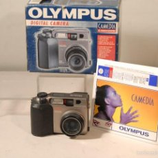 Cámara de fotos: OLYMPUS CAMEDIA C 300 ZOOM NO FUNCIONA. Lote 57806887
