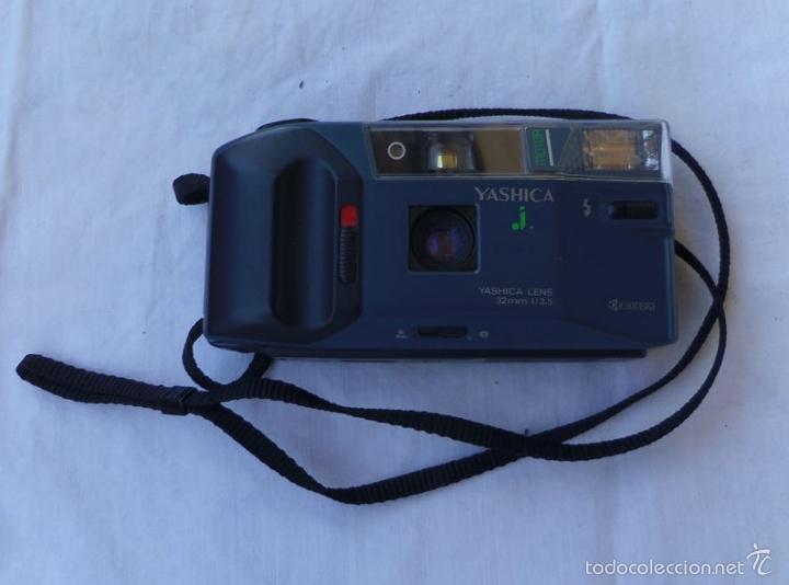 Cámara de fotos: camara fotografica marca yashica j 32mm - Foto 8 - 58108705