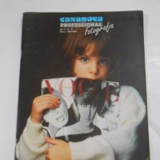 Cámara de fotos: CASANOVA PROFFESIONAL. REVISTA DE FOTOGRAFIA. AÑO 4. Nº 19. MARZO - ABRIL 1995. TDKR20. Lote 58129049