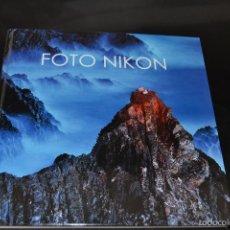 Cámara de fotos: LIBRO FOTO NIKON. Lote 58594971