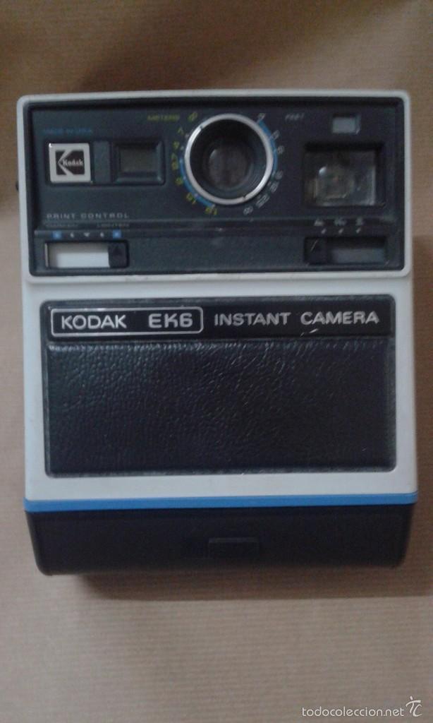 Cámara de fotos: Cámara Kodak EK6 instant camera - Foto 7 - 59082930