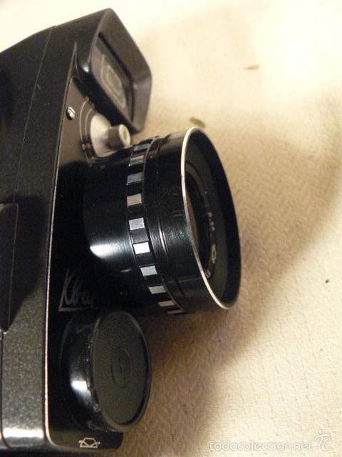 Cámara de fotos: CAMARA DE CINE SUPER 8 KBAPLI 2M - Foto 3 - 59500367