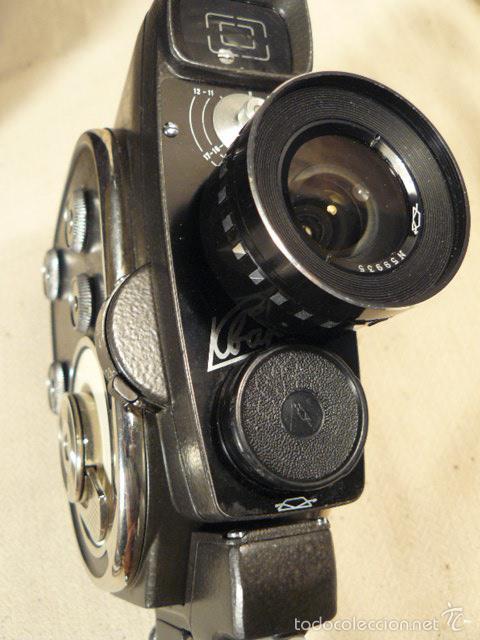 Cámara de fotos: CAMARA DE CINE SUPER 8 KBAPLI 2M - Foto 5 - 59500367