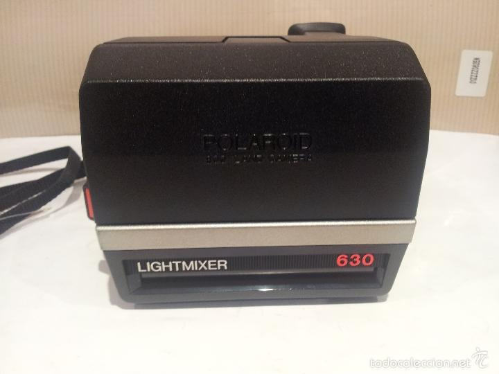 Cámara de fotos: antigua polaroid 630 lightmixer perfecto estado ver fotos - Foto 2 - 59754996
