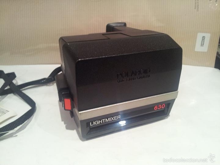 Cámara de fotos: antigua polaroid 630 lightmixer perfecto estado ver fotos - Foto 5 - 59754996