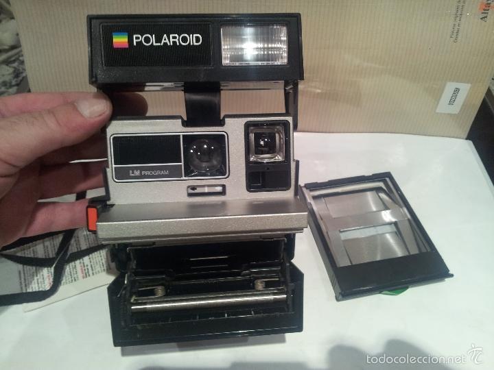Cámara de fotos: antigua polaroid 630 lightmixer perfecto estado ver fotos - Foto 7 - 59754996