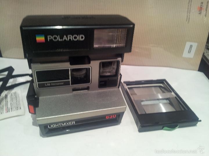Cámara de fotos: antigua polaroid 630 lightmixer perfecto estado ver fotos - Foto 8 - 59754996